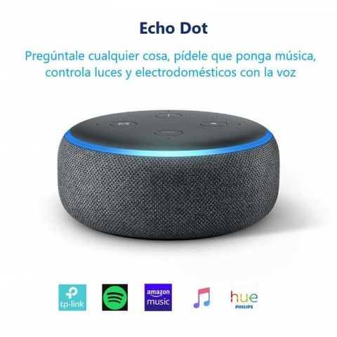 Altavoz Amazon Echo Dot