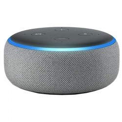 Altavoz Amazon Echo Dot gris